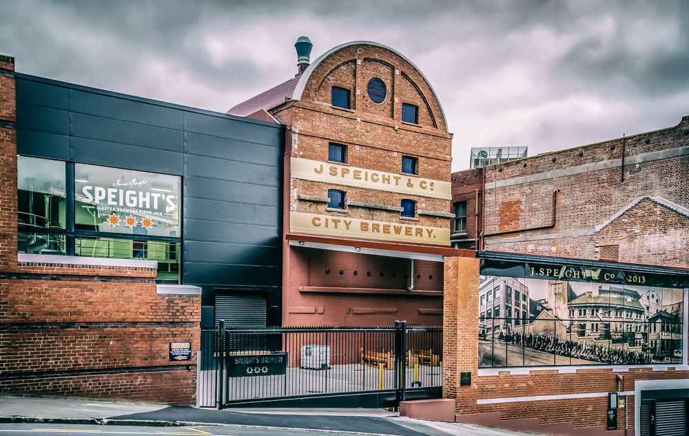 Speight's Brewery I
