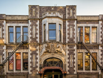 Garrison Hall - Dowling Street